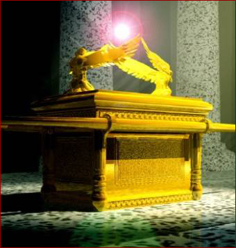 The Copper Scroll and the Ark of the Covenant