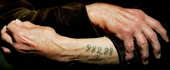 The end of Holocaust remembrance