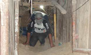 Dozens of suspected Palestinian terror tunnels, weapons labs discovered in West Bank