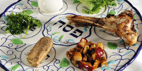 Christians celebrating Passover in the land of Jesus | The