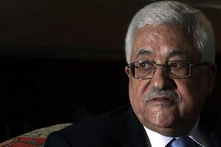 A toothless speech from a defanged Abbas