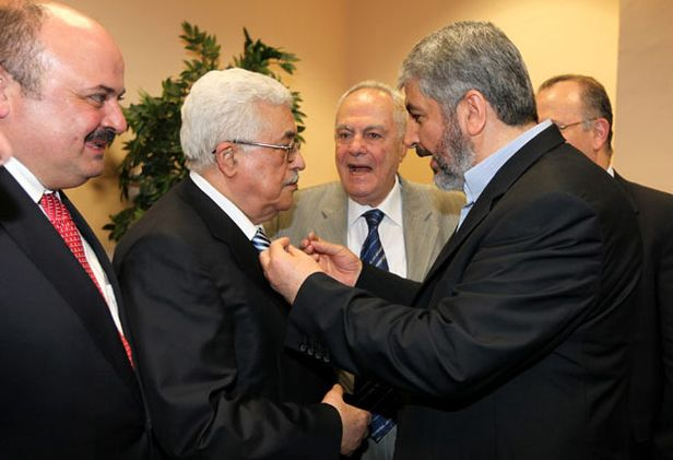 Palestinians: Fatah Prepares for War with Israel