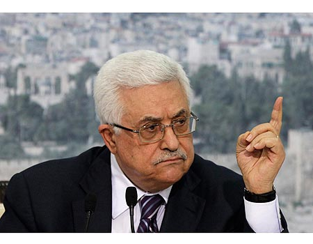 Abbas – masterful illusionist mesmerizes UN with Palestinian state mirage