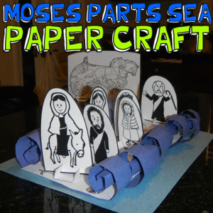 moses parts sea craft