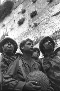 Jerusalem United (Forever?): The Hopeful, Unsure, Legacy of the 6 Day War