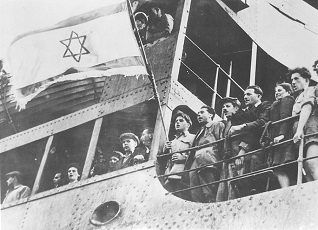 Who were the 1948 Arab refugees?