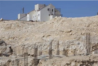 In West Bank, Ya'alon plugs 'right to settle every part of the Land of Israel'