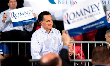 Romney Channels George W. Bush's Middle East Policy
