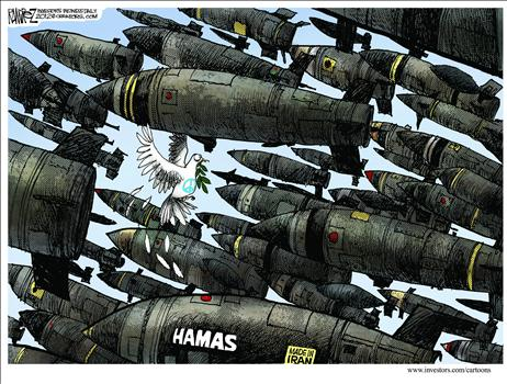 Hamas leaves Israel no choice