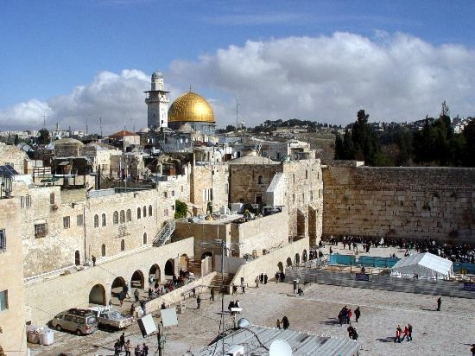 Jerusalem Temple makes appearance as election topic