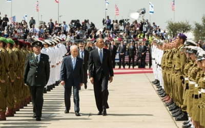 Managing Obama's war against Israel