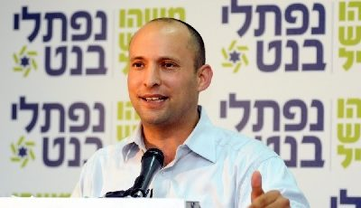 Bennett Bested Indyk and Buried the 2-State-Solution