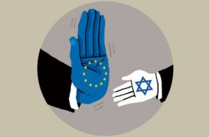 Europe wages war on Israel
