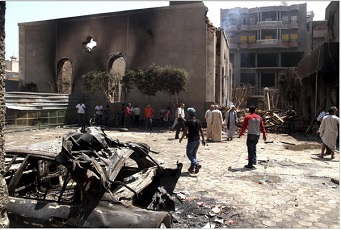 A report from Egyptian Christians