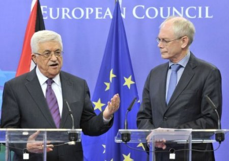 EU Backs Palestinian Dictatorship