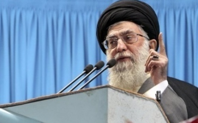 Khamenei lashes 'satanic' US peace plan, vows to destroy 'fabricated' Israel