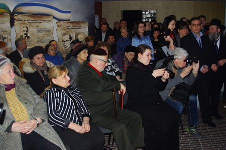 Remembering the Holocaust in S. Ukraine
