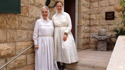 Lutheran nuns end Jerusalem mission to Shoah survivors