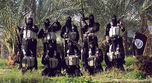 ISIS Already in Gaza Strip