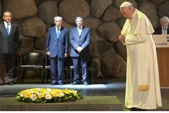 Jews Don't Need to Convert to Jesus…The Pope Knows Best!