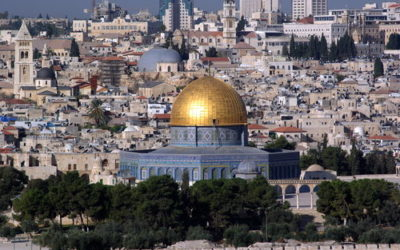 'Jerusalem is not holy to Muslims, enough with this lie!'