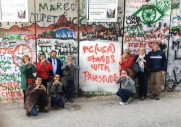 Pro-Israel Christian Group Condemns Mainline Protestants' Statement Defending Palestinians