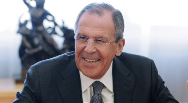 Lavrov Issues Rare Rebuke of Iran for Calling for Israel's Destruction