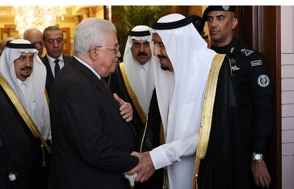 "Saudis Fed Up: ""Palestinians Milking Us for Decades"""