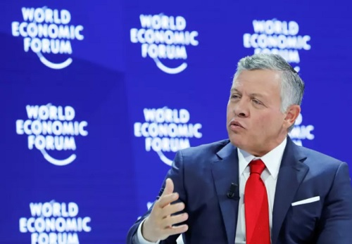 Jordan's King Abdullah: No Peace Process or Peace Solution Without the U.S.