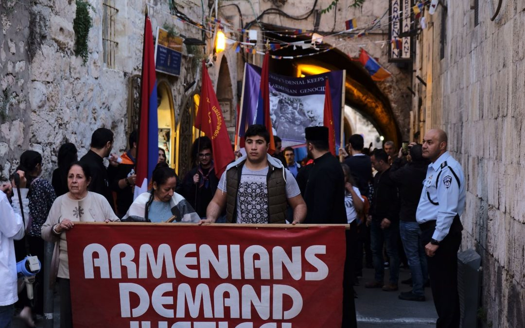 Turkey: Israel harming itself if it recognizes 'Armenian Holocaust'