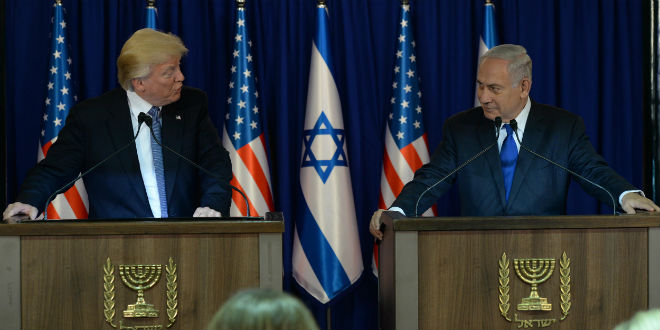Palestinians Disappointed, Upset by Trump's Silence on Two States in Abbas Meeting