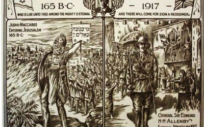 Birthing Israel, Changing History: The Balfour Declaration