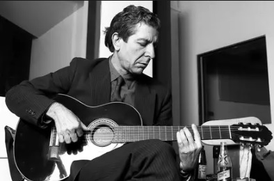 Way out of the maze of longing: Leonard Cohen's recipe