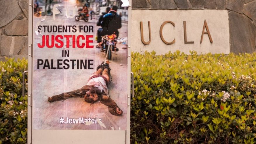 A liberal degree in anti-Semitism on American campuses