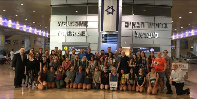 "On Christian ""Birthright"", Israel Reawakens Biblical Faith for Disillusioned Millennials"