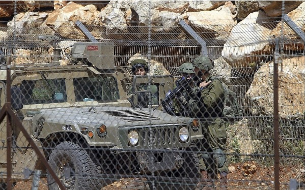 Israel launches operation on Lebanon border to destroy Hezbollah attack tunnels