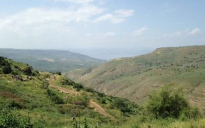 The Golan Heights mean more than security for Israel