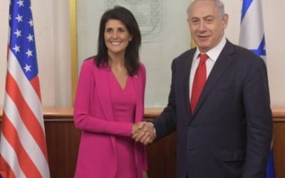 US envoy: We will not allow UN to bully Israel anymore