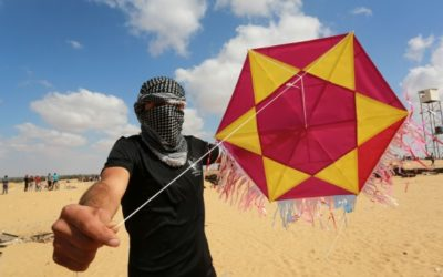Fire balloons in Jerusalem: Will arson terror spread to all of Israel?