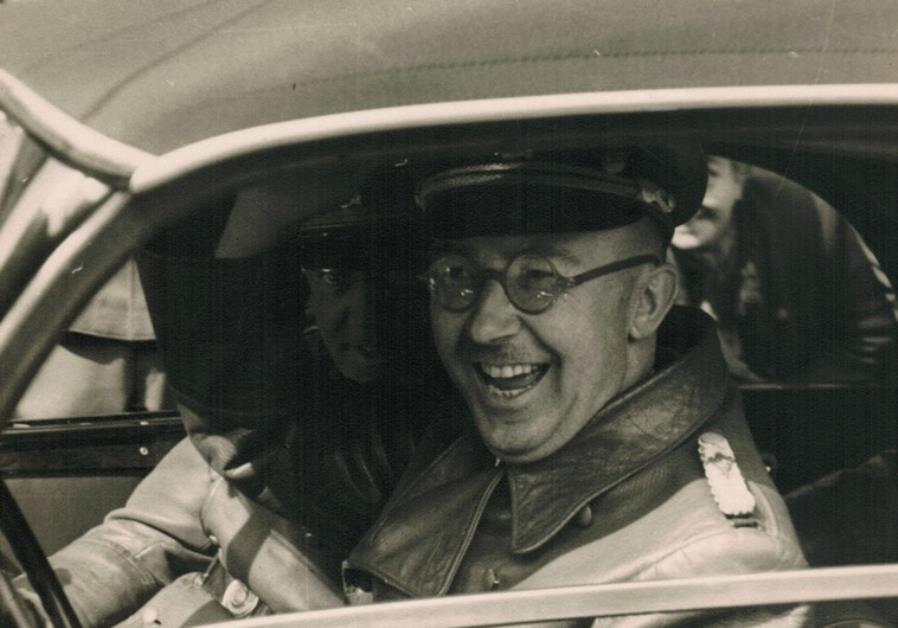 Never before seen document penned by Nazi leader Himmler uncovered in Israel