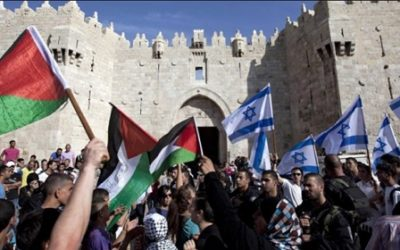 Palestinians Signal They Want All of Jerusalem