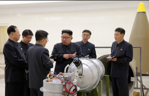 North Korea says 6th nuclear test was H-bomb, 'perfect success'