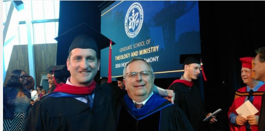Building Bridges: Orthodox Jew Graduates Evangelical University