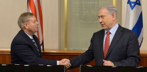 """Senator Lindsey Graham: """"An Attack Against Israel is an Attack Against US"""""""