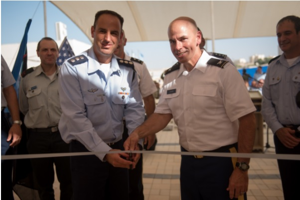 In first, US establishes permanent military base in Israel