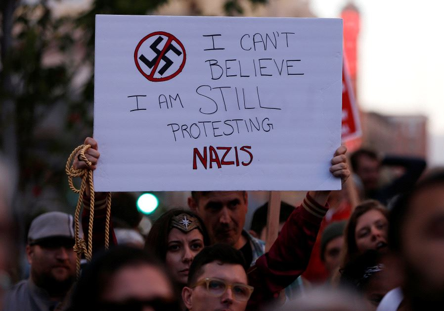 Leftism, not the neo-Nazis, is what we should worry about
