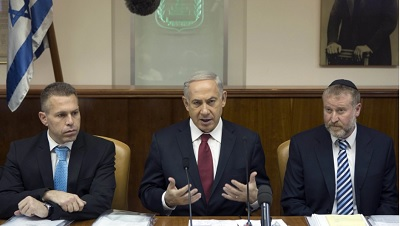 Netanyahu to be indicted for bribery by Israel's attorney general