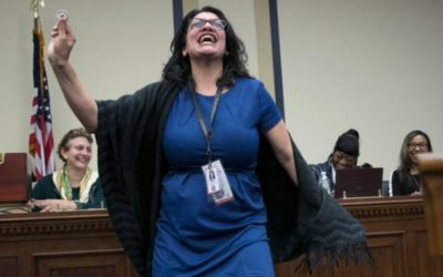 """Palestinian Member of Congress Plans her Tour to """"Apartheid"""" Israel"""