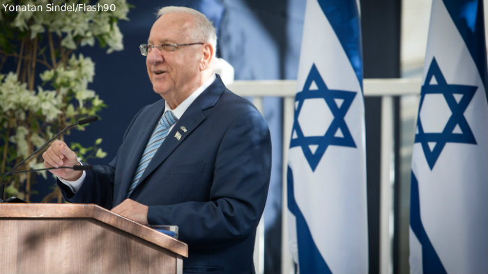 Israeli President: Christians Are Our brothers