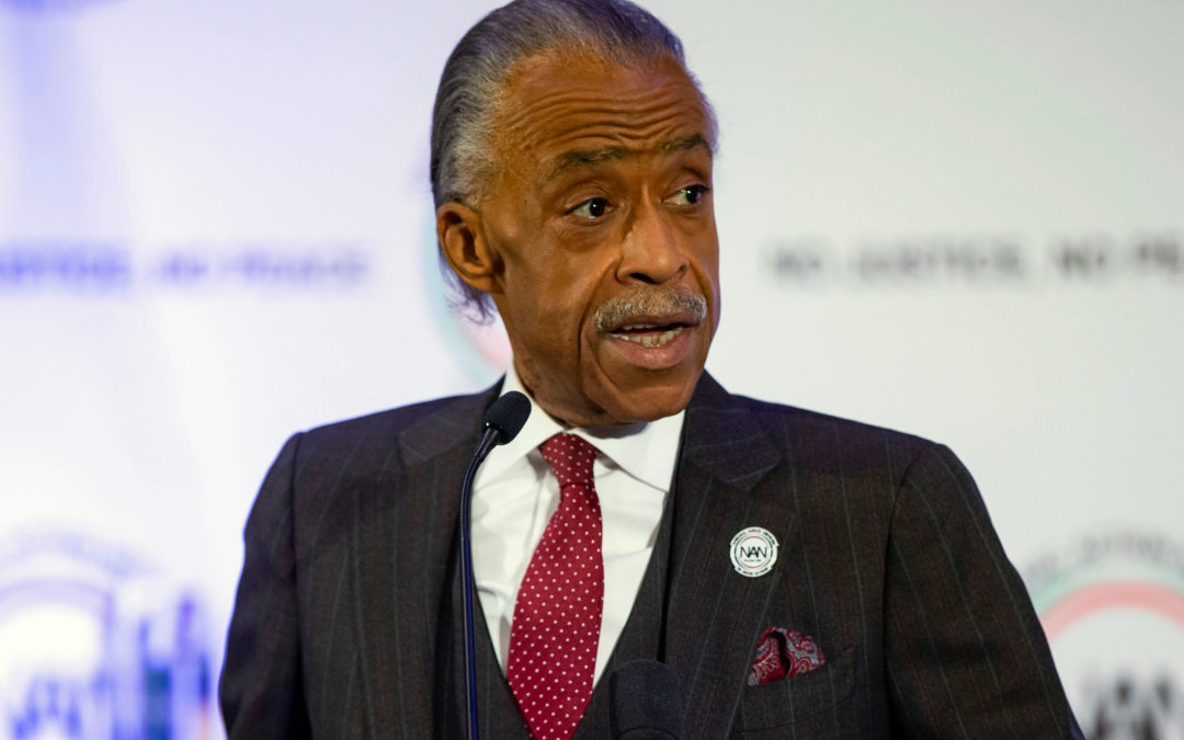 Jewry's largest denomiation — and its most liberal — is embracing Al Sharpton